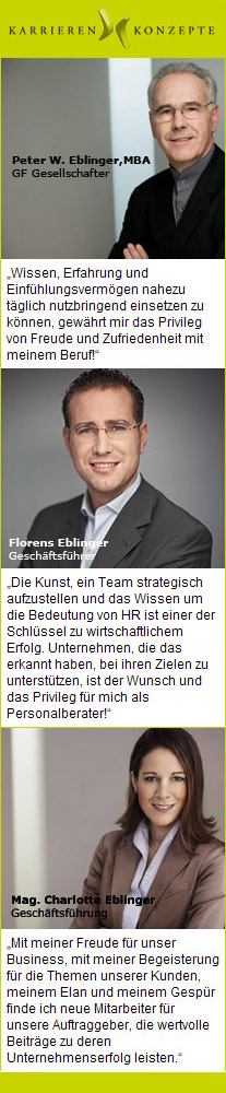 Eblinger & Partner - Executive Search